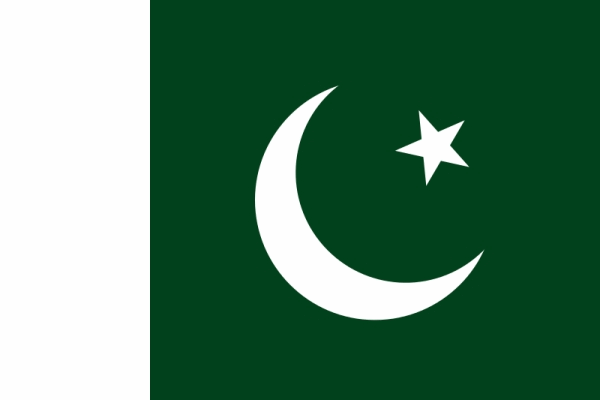 Flaga Pakistanu